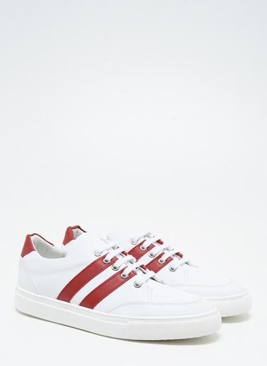 F By Fabrika F By Fabrika Edgar Erkek Sneaker Beyaz